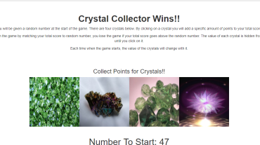 A Game in jQuery